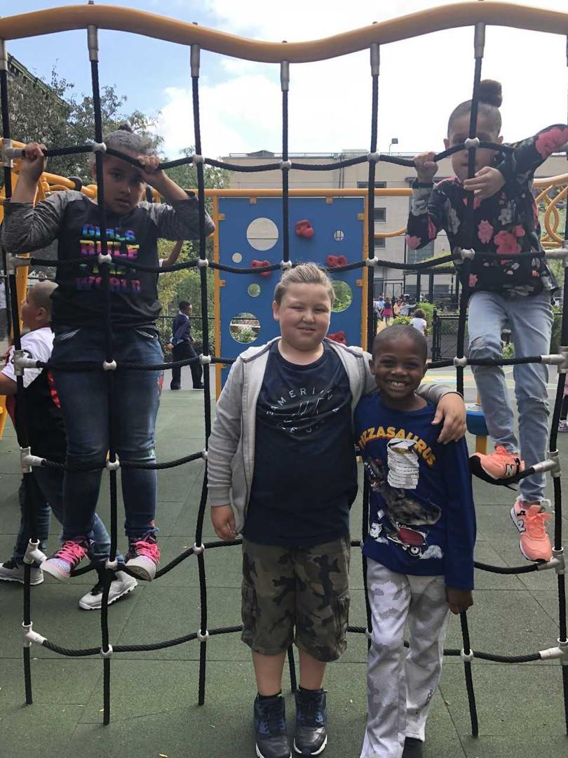 School Yard - Jungle Gym Pic 4