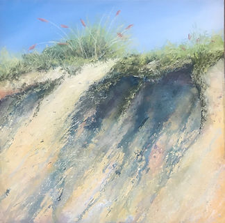 The dunes whisper to me