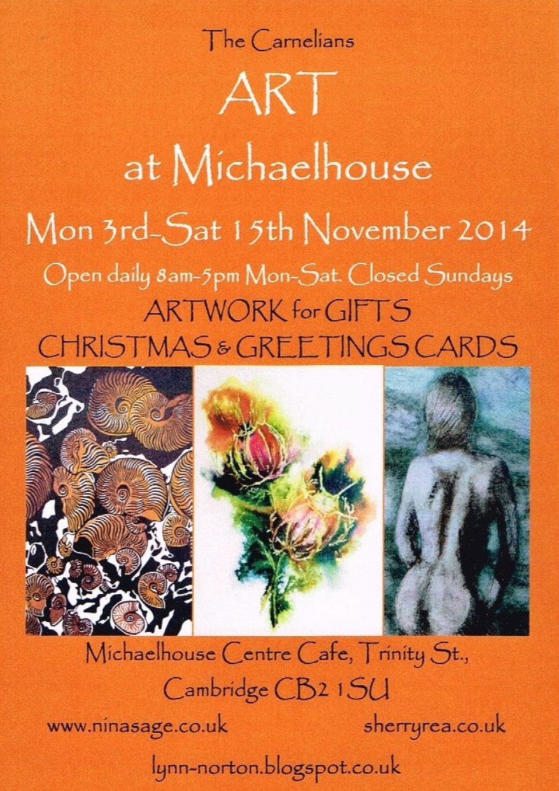Michaelhouse flyer - front only