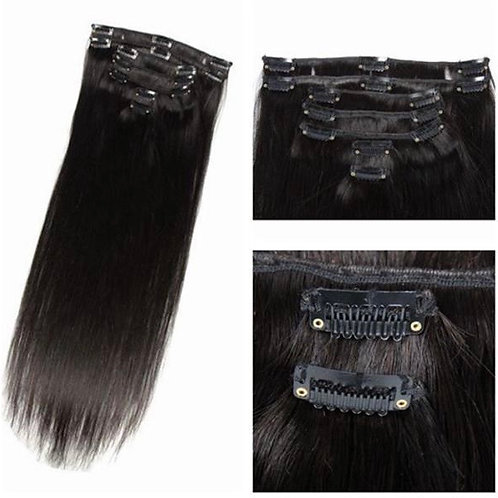 Luxurious Clip Ins - Straight