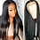 Thumbnail: Luxury Straight Frontal Lace Wig - 13*4