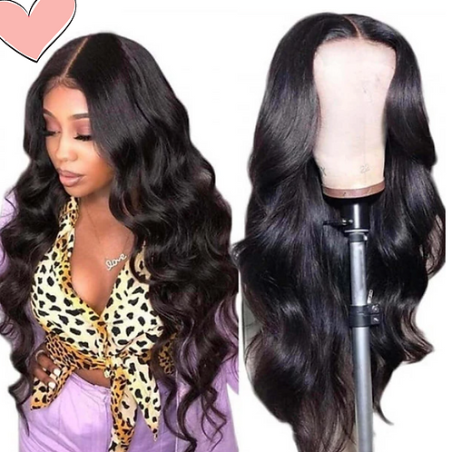 Luxury Body Wave Lace Front Wig 13*4 or 13*6