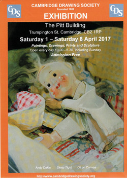 poster for 2017 Easter exhibition