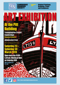 2019 spring exhibition poster