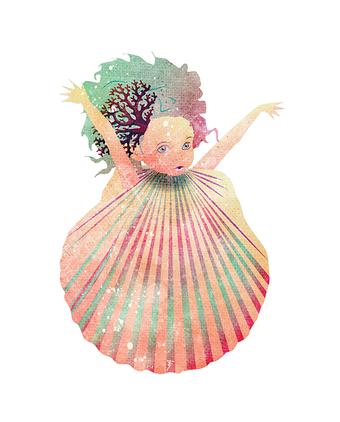 Shell Fairy