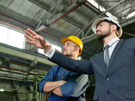 How to save time on your industrial visits?