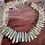 Thumbnail: Colar curto perolas cultivadas palito
