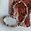 Thumbnail: Colar curto Perola Shell tons bronze/cinza