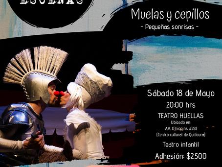 """Festival  """" Entre Fierros y Escenas"""" de Quilicura"""