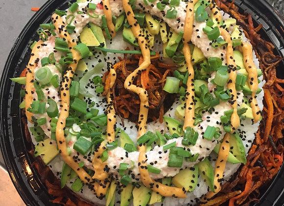 Rosca de Atún, Tampico y Zanahoria (Chef Grace Azar)
