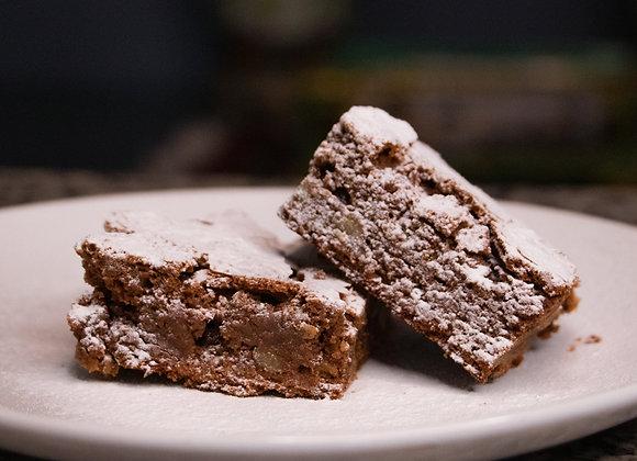 Brownies (12 piezas) (Chef Gaby Castro)