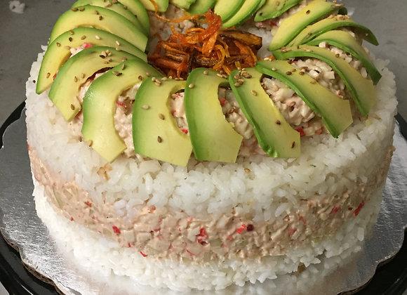 Rosca de Surimi (Chef Grace Azar)