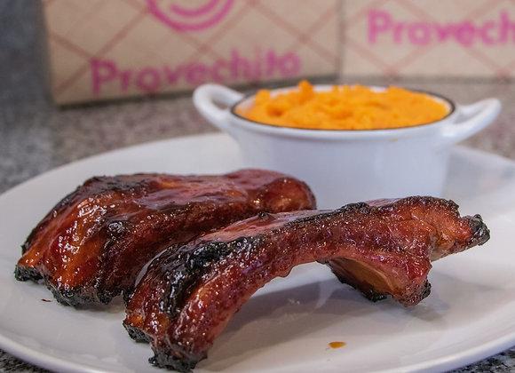 Caramel Pork Ribs (Chef Ana Paula Mendoza)