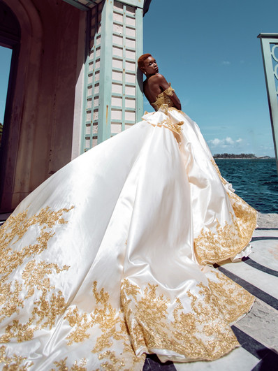 Golden dramatic ballgown.jpg