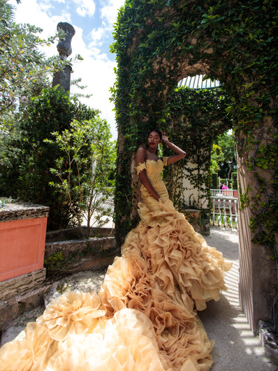 golden ruffle mermaid gown.jpg