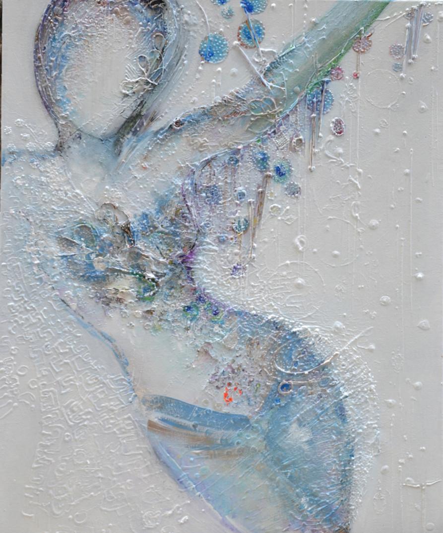 Joy, 60 x 50 cm