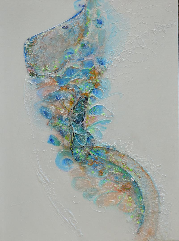 Soliflore,  50 x 61 cm