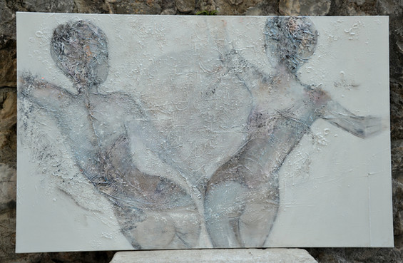 Happyness 73 x 116 cm