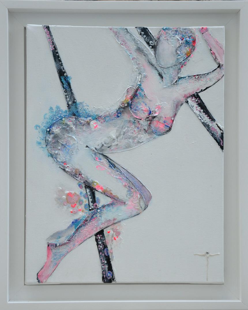 Honney trapp, 35 x 27 cm