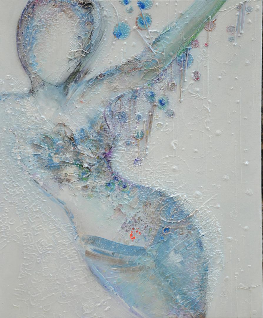 Joy, 61 x50 cm