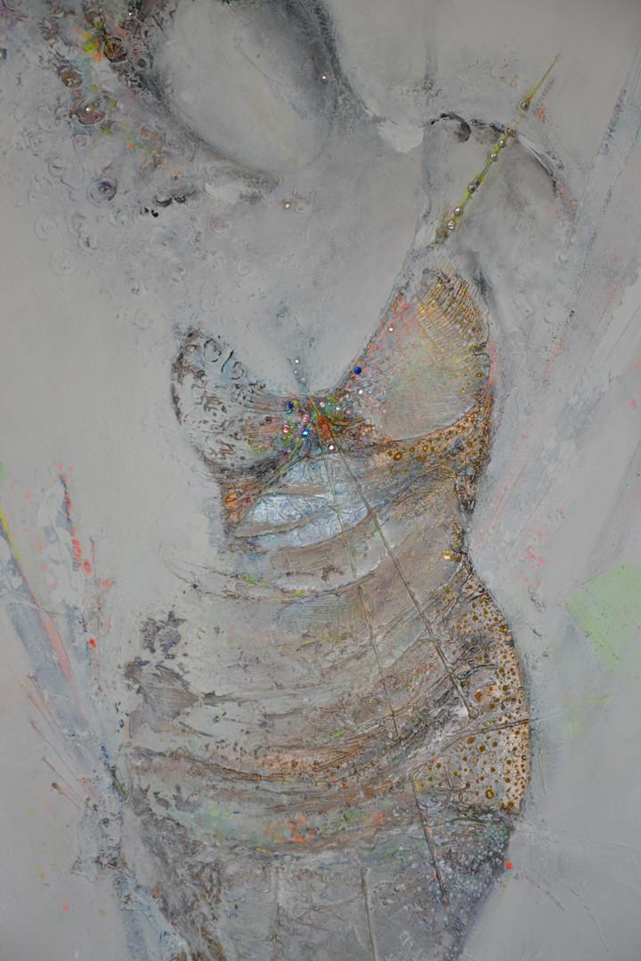 Fragrant brezze, 73 x 116 cm
