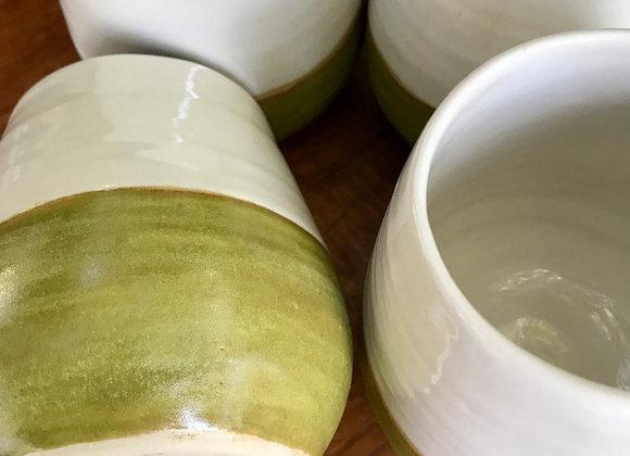 Meridian Mug: Milk & Matcha