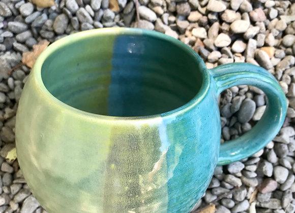 Mug: Ocean and Moss