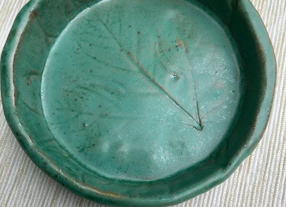 Smal Fig Leaf Coaster