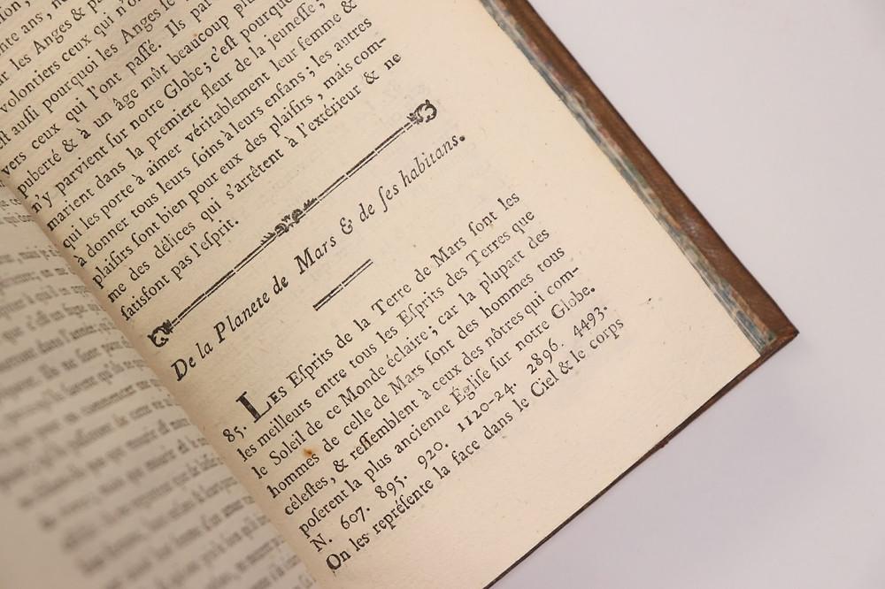 Swedenborg, le monde des esprits