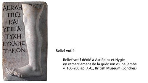 Ex-voto. Grèce antique