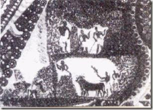 Augustin Lesage, la moisson en Egypte