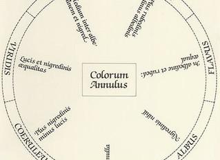 Le cercle chromatique comme phénomène d'apparition du divin chez Robert Fludd et Geothe