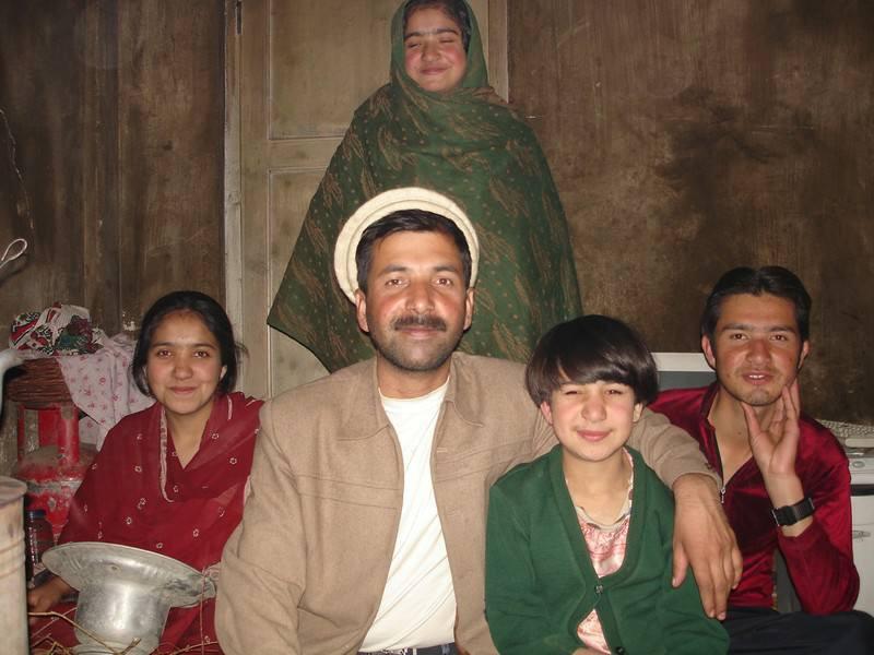 Ismaélien du Pakistan