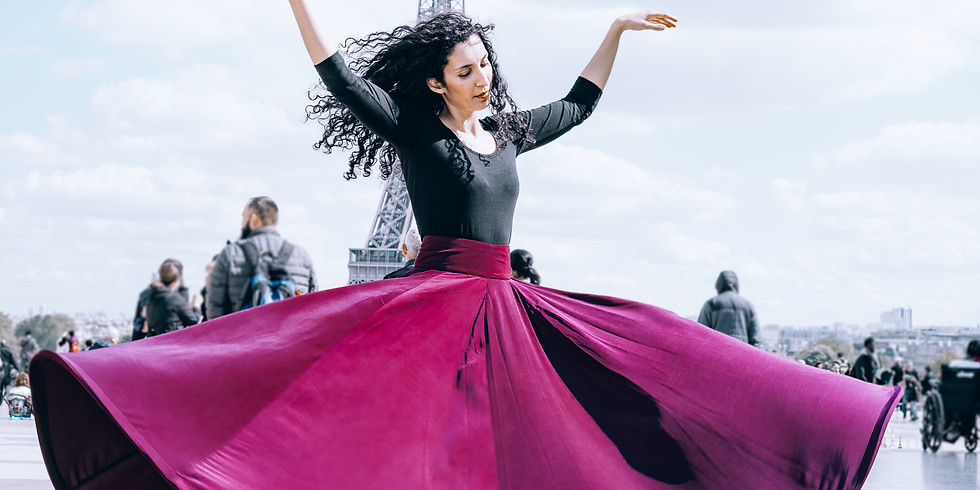 MYSTICAL SUFI DANCE WORKSHOP