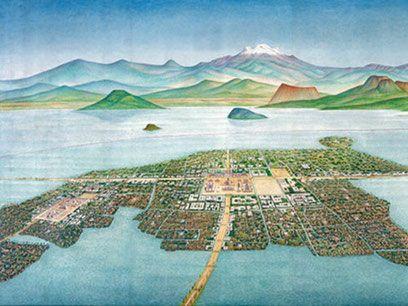 Tenochtitlán, Mexico