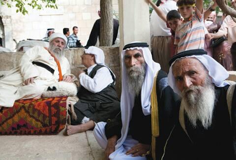 Yazidi d'Irak
