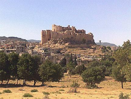Région de Masyaf en Syrie où réside les ismaéliens