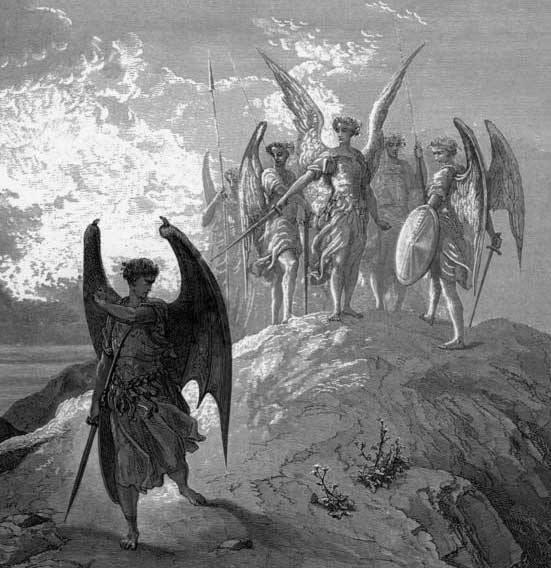 Anges déchus, le serment sur le mont Hermon