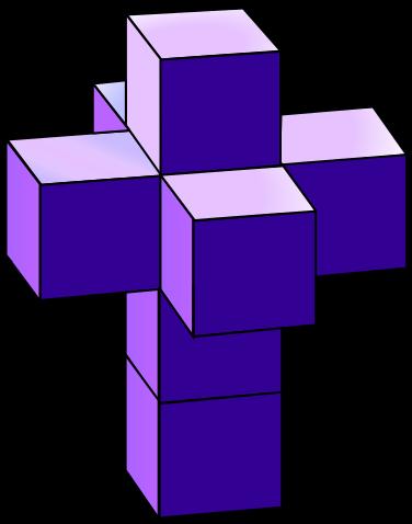 Hypercube / Tesseract