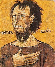 Nicolas de Flüe, se nourrir de prana.