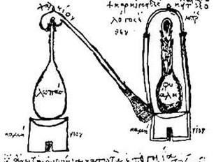 Le rêve de Zozime l'alchimiste (IIIème s. après J.-C) et la révélation de la Pierre Philosophale
