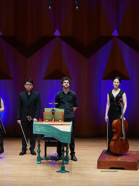 미래를 이야기하는 과거의 음악, 더 뉴바로크 컴퍼니