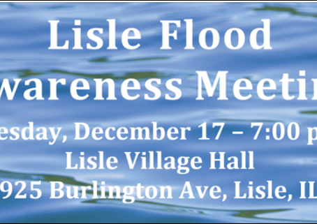 Flood Awareness Meeting