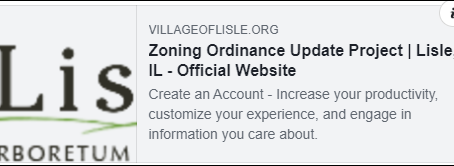 Zoning Ordinance Update Project