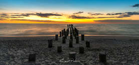 Pilings at Naples