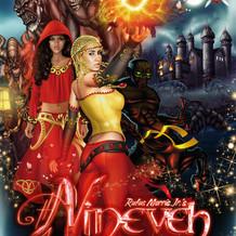 Nineveh Enemies Of Dreams Poster