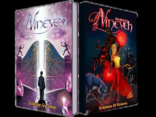 """Nineveh """"Believing is Seeing"""" Book Vol. 1"""