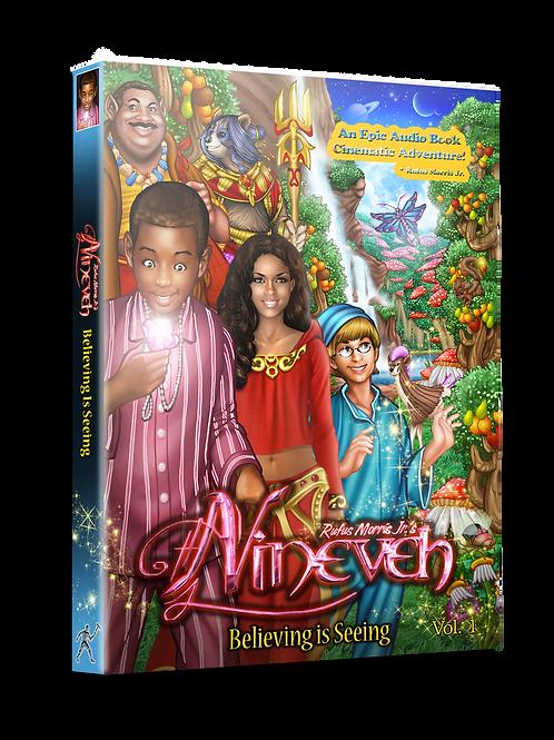Nineveh 2 Disc Audio Book Adventure Vol. 1