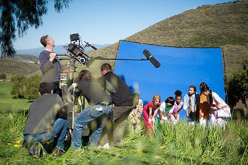 "Sponsor Participants To Attend ""Film Camps"""