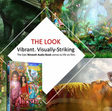 Nineveh Fantasy Film Vibrant Look Concepts
